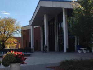 Frank E. Gannett Memorial Library, Utica College