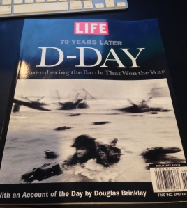 Cover, D-Day, Remembering the Battle That Won the War, Life Books