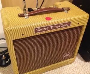 Fender EC Vibro-Champ Amp